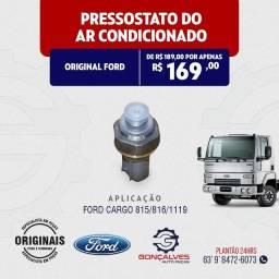 PRESSOSTATO DO AR CONDICIONADO ORIGINAL FORD
