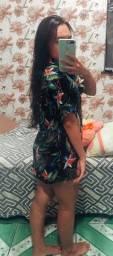 Camisa verão floral