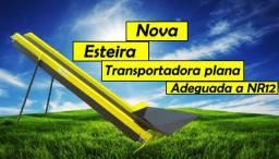 Esteira transporadora - Vendida por metro linear
