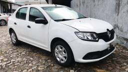 Renault Logan Aut 1.0 2019/2020 completo manual