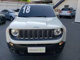 Jeep Renegade Longitude 13.000KM Completo Bco Couro Rodas 18 Raridade