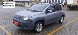 Fiat uno way 1.0 completo 2012