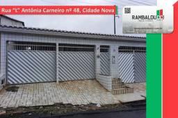Vendo casa na Cidade nova, Conjunto Renato Sousa Pinto