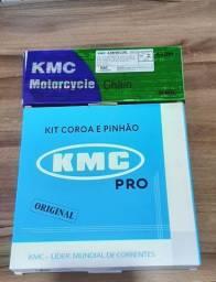 Relação KMC da titan 150