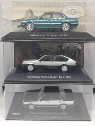Miniaturas Monza escala 1/43 Leia todo o anúncio