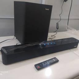 Home Theater e soundbar Bluetooth (( entrego )) Aparti de 499,00