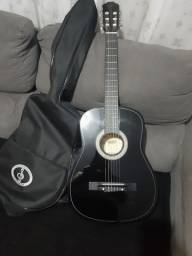 Vendo violão novo sem, uso algum.
