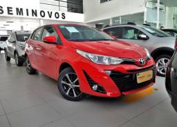 Toyota Yaris HB Xls 2018/2019 Luciano Andrade