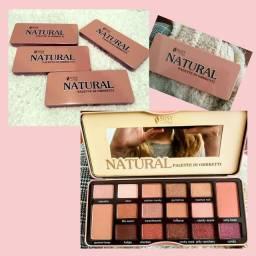 Paletas de sombras e blush importadas (NOVAS)