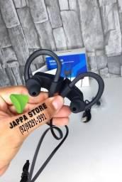 Fone de ouvido Bluetooth Esporte-Pro