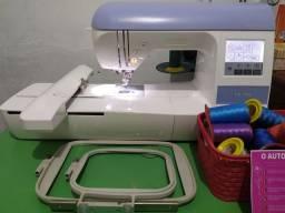 Título do anúncio: Máquina de bordar Brother PE770