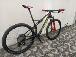 Specialized Epic Fsr Comp Carbon 2017 Tamanho 19 (L)