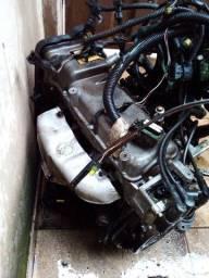 Título do anúncio: Motor completo Palio 1.0 fire 2002