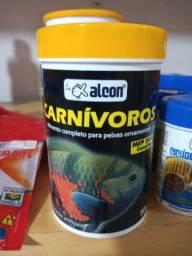 Ração para peixes carnívoros em promoção!
