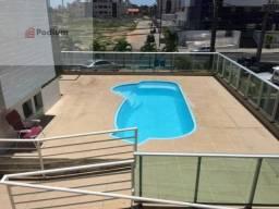 Apartamento à venda com 3 dormitórios em Bessa, João pessoa cod:36351