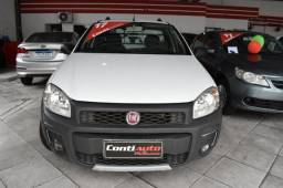 Fiat strada 2017 1.4 mpi hard working cs 8v flex 2p manual