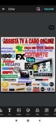 Título do anúncio: Tv smart e box tv