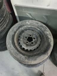 Roda Kombi 5 rodas 14