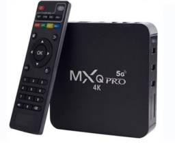 Título do anúncio: Mxq Pro 256 de memória