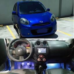 Título do anúncio: Nissan March S 1.0 2012 Muito Econômico l Super completo