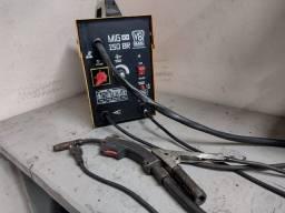 Título do anúncio: Máquina de solda MIG sem gás