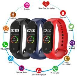Relógio inteligente Smartwatch M4