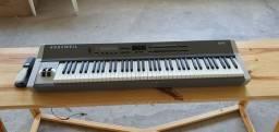PIANO KURZWEIL SP2 76 PRATA