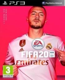 FIFA 2020 PRA PS3 BLOQUEADO - MÍDIA DIGITAL