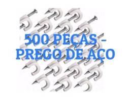 Título do anúncio: Fixador De Fios Miguelão P/ Coaxial Rg 59 -  5mm  500un