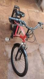Título do anúncio: Bicicleta elétrica Dafra vex VX