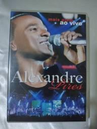 DVD Alexandre Pires - Mais Além Ao Vivo