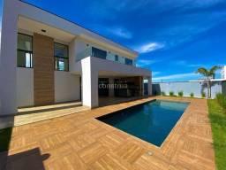 Título do anúncio: Casa de Condomínio para venda em Loteamento Parque dos Alecrins de 281.00m² com 3 Quartos,