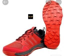 Título do anúncio: Tênis Adidas kanadia TR7 lançamento 2021