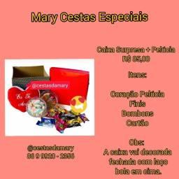 Título do anúncio: Cestas & Mimos