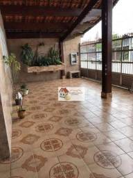 Título do anúncio: Casa com 3 dormitórios à venda, 100 m² por R$ 450.000,00 - Vila Assunção - Praia Grande/SP