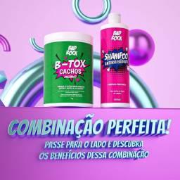 Kit Botox Para Cabelos Cacheados - HANOVA