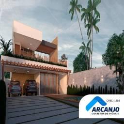 Excelente Casa com Piscina - 228m², 3/4 Sendo 1 Súite Master na Praia do Francês