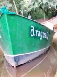 Título do anúncio: Barco 6 metros motor diesel 18hp