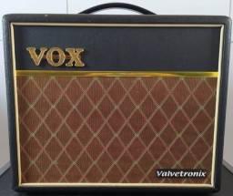 Amplificador Vox Valvetronix Vt20 Plus Cl Classic Vox