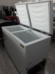 Título do anúncio: Freezer horizontal e vertical gelopar