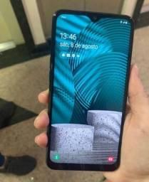 Vendo Samsung A10S preto novinho