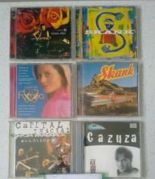 cd's originais e DVD originais