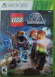 Título do anúncio: Lego jurassic world xbox 360
