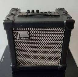 Amplificador Para Guiatarra Roland Cube 15xl