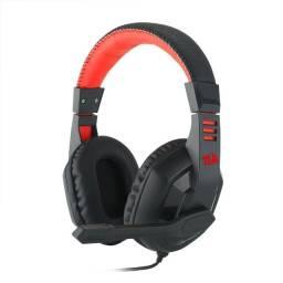 Headset Gamer Redragon Ares H120 Plug And Play P2 - Loja Natan Abreu