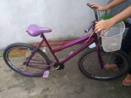 Bike muito conservada no cubo em rolamento R$300