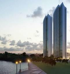 Título do anúncio: JA- Apartamento  com 4 Quartos, 4 Suítes, 4 vagas Ed. Mirante do Caís