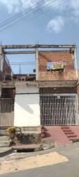 Título do anúncio: Casa  (semi concluída)+ponto comercial (garagem)