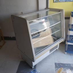 Título do anúncio: Vitrine refrigerada gelopar