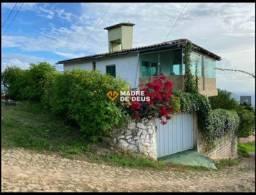 Linda casa duplex no alto da serra de GUARAMIRANGA